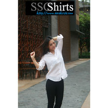 Sscshirts 2014 100% casual ropa de moda las mujeres blusa 2014
