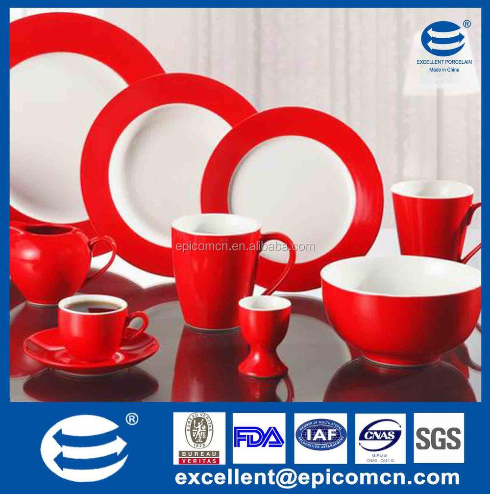 orange couleur vitrage pas cher ouest de vaisselle forme ronde color ensemble de dner ensemble de - Vaisselle Colore Pas Cher