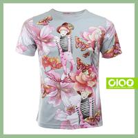sweet and flower angel design- children clothing