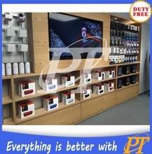 Optional Color Mobile Phone Display Shelf/Cell Phone Store