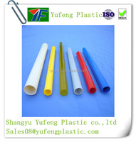 pvc collapsible plastic pipe make pvc scrap pipe factory