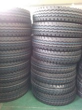 reliable all steel truck tire Excellet quality solid rubber tire 9.00-20