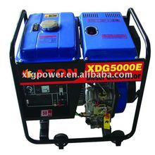ATON 4.5/5.0kw , 9hp engine , Air-cooled , open type, Diesel Generator