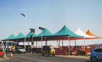2015 hot sale stretch tents in china for colleage