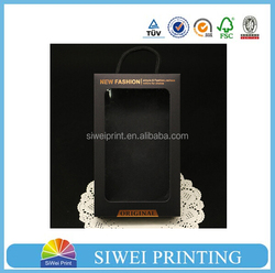 OEM Services Professional Mobile Phone Accessories packing paper box