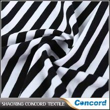 Surtidor de China de la ropa de uso rayón seda jersey knit fabric