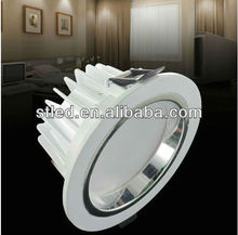 12w,15w, 30w dimmable led ceiling downlight with CE&ROHS