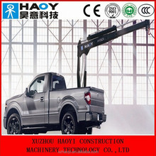 mini pickup trcuk, pickup trucks for sale with crane