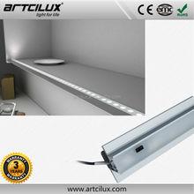 led lights under cabinet shelf light dimmable led furniture bar 12v cabinet shelf clips plastic