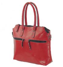 moda <span class=keywords><strong>rojo</strong></span> del bolso de la PU / cuero de alta calidad para las mujeres