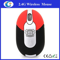 Mini wireless mice 2.4g wireless optical mouse driver for pc