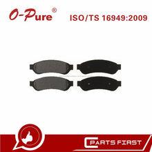 Pastillas De Freno D1067 De China Baratos Auto Partes Genuino Compatible Para Ford F-650