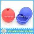2015 verano caliente venta esfera de hielo de silicona fabricante de bolas