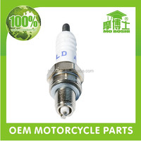 125cc 2 stroke motorcycle A7TC spark plug fits for Honda,Lifan,zongshen,Loncin,CG125