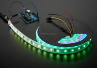 Digital 5050 RGB 5050SMD LED LPD8806 48 LED/Meter 5M DC 5V LED Strip 5050 light