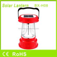 2014 new designed solar power camping lantern