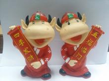 home decoration accessories pvc figurine souvenir