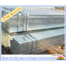 Structural schedule 40 rectangular steel pipe for shipping