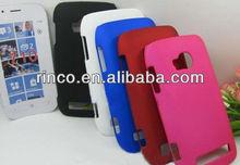 Rubber Hard Cover Case For Nokia Lumia 710