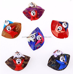 drawstring, coin bags, red jewelry pouch for wedding SH0027