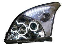 new design!! ce&rohs automobile 12v head lamp for toyota prado 2006