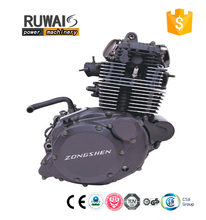 Powerful made in China air-cooled 4-stroke 250cc diesel motorcycle engine