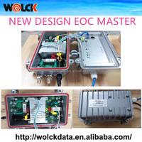 catv together with cable internet Equipment 74series chipset EOC Master internet signal transmitter