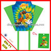 Promotional MIni Foldable Kite without Frame for kids kids kite
