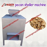 high quality pecan sheller machine|new pecan shelling machine|hot sale pecan shell machine