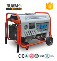 Zongshen high quality 5000 W generator /gasoline generator spare parts for sale