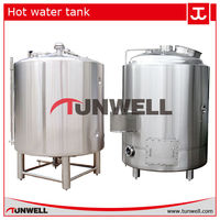 hot water tank/cold water tank