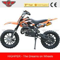 2013 High Quality 49cc Mini dirt bike motocycle for kids