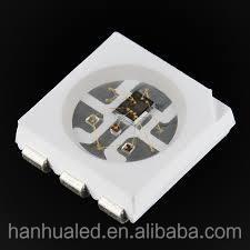 WS2812B w2811 ic in 5050 addressable rgb led strip