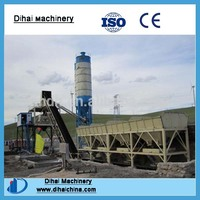 HZS60 Concrete Batching Plant Beton Concrete Liebherr Batching Plant