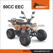 50CC mini gas motorcycles quad for sale