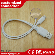 Croatia new right angle Micro b male to usb a male OTG host data Cabl adapter 90 degree USB Cable manufacturer