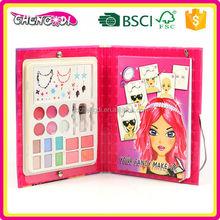 2016 new design girls kids make-up toy kit