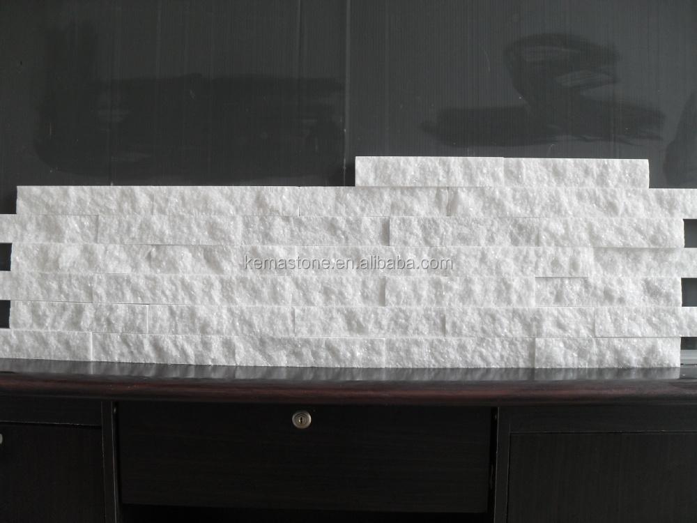 Decorativi in marmo pietra rivestimento della parete soggiorno ...