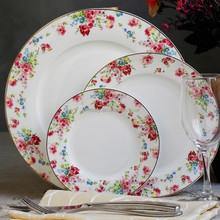 nice ceramic side plate white porcelain dinner plate