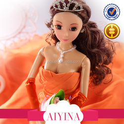 Hot sell Fashion custom doll Toys Wholesale