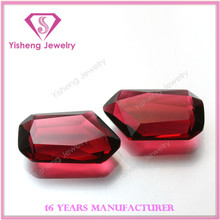 AAA Special Shape Lab Created Loose Synthetic Glass Diamond Detector