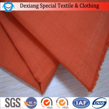 good quality orange 60% cotton/40% polyester fr antistatic fabric
