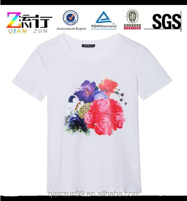 custom private label t shirt white black wholesale