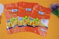 Heat sealing gravure printing food grade plastic packaging bag for chips/cookies/snack