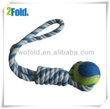Tennis Ball Cotton Rope Unique Products from China