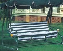 Lily 4 seats Round Cast Aluminum Set hammock sofa/Swing/hanging chair