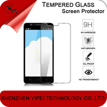 Transparent Super Clear Tempered Glass Screen Protector for HTC X920E 2.5D 0.33MM Glass Film