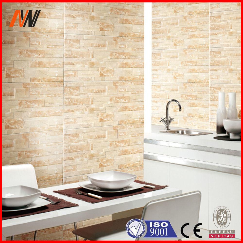 Installing Restaurant Ceramic Wall Tile Exterior Full Body Porcelain Tile