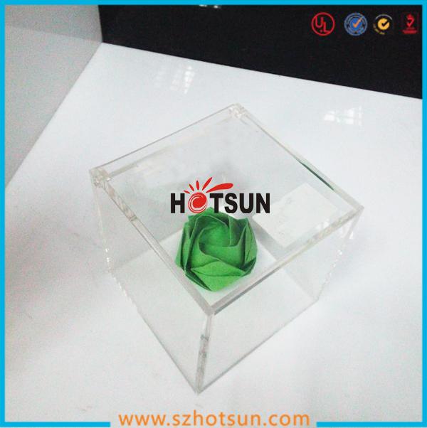 transparentem kunststoff acryl aufbewahrungsbox mit deckel acrylprodukte led licht boxen acryl. Black Bedroom Furniture Sets. Home Design Ideas