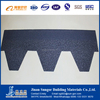 mosaic type colorful stone coated asphalt roof shingle new model from direct munufacture